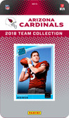 NFL Arizona Cardinals Licensed 2018 Donruss Team Set.