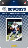 NFL Dallas Cowboys Licensed 2018 Donruss Team Set.