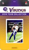 NFL Minnesota Vikings Licensed 2018 Donruss Team Set.