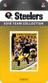 NFL Pittsburgh Steelers Licensed 2018 Donruss Team Set.