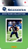 NFL Seattle Seahawks Licensed 2018 Donruss Team Set.