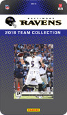 NFL Baltimore Ravens Licensed 2018 Prestige Team Set.