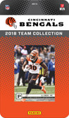 NFL Cincinnati Bengals Licensed 2018 Prestige Team Set.