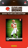 NFL Cleveland Browns Licensed 2018 Prestige Team Set.