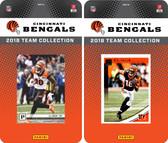 NFL Cincinnati Bengals Licensed 2018 Panini and Donruss Team Set