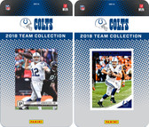 NFL Indianapolis Colts Licensed 2018 Panini and Donruss Team Set