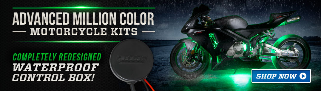 Advanced Million Color SMD Motorcycle Light Kit