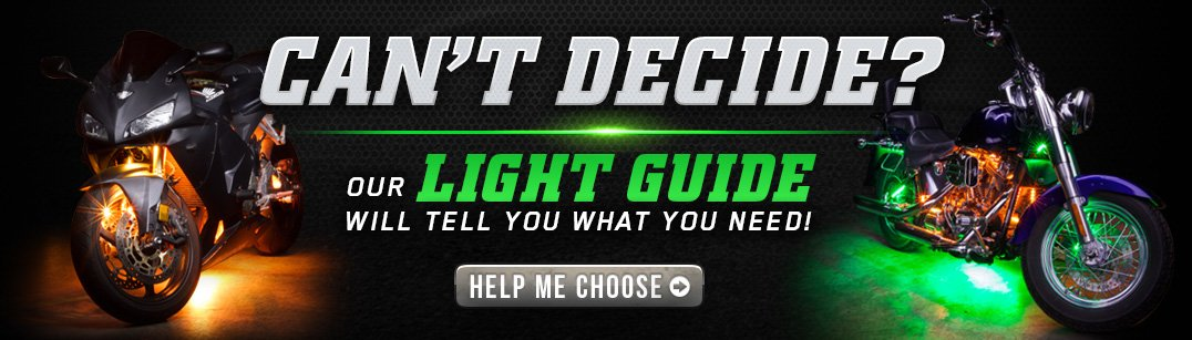 Motorcycle Kit Light Guide