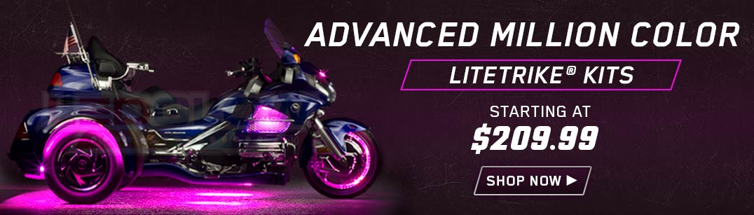 Advanced Million Color LiteTrike Kits