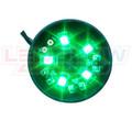 Green Motorcycle Pod LED Lighting Kit