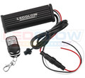 Replacement Single Color Flexible Motorcycle Control Box & Wireless Remote