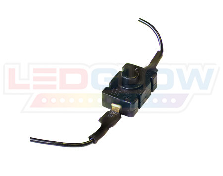 On/Off Power Switch for Classic Single Color Motorcycle Kits