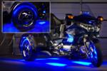 LiteTrike III Advanced Million Color SMD Lighting Kit - Blue