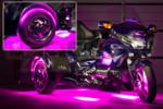 LiteTrike III Advanced Million Color SMD Lighting Kit - Pink