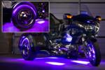 LiteTrike III Advanced Million Color SMD Lighting Kit - Purple