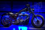 Blue SMD LED Motorcycle Underglow Lights