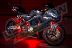 LEDGlow Advanced Red SMD LED Motorcycle Lighting Kit