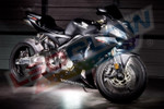 LEDGlow Advanced White SMD LED Motorcycle Lighting Kit