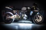 White Motorcycle LED Lighting Kit