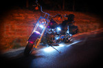 LEDGlow White Motorcycle LED Lighting Kit
