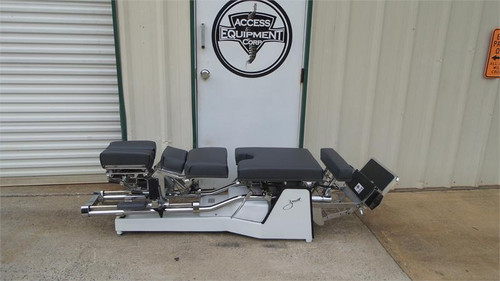 Used Zenith Ii 220 S Hylo Table With Cervical Amp Pelvic Drop