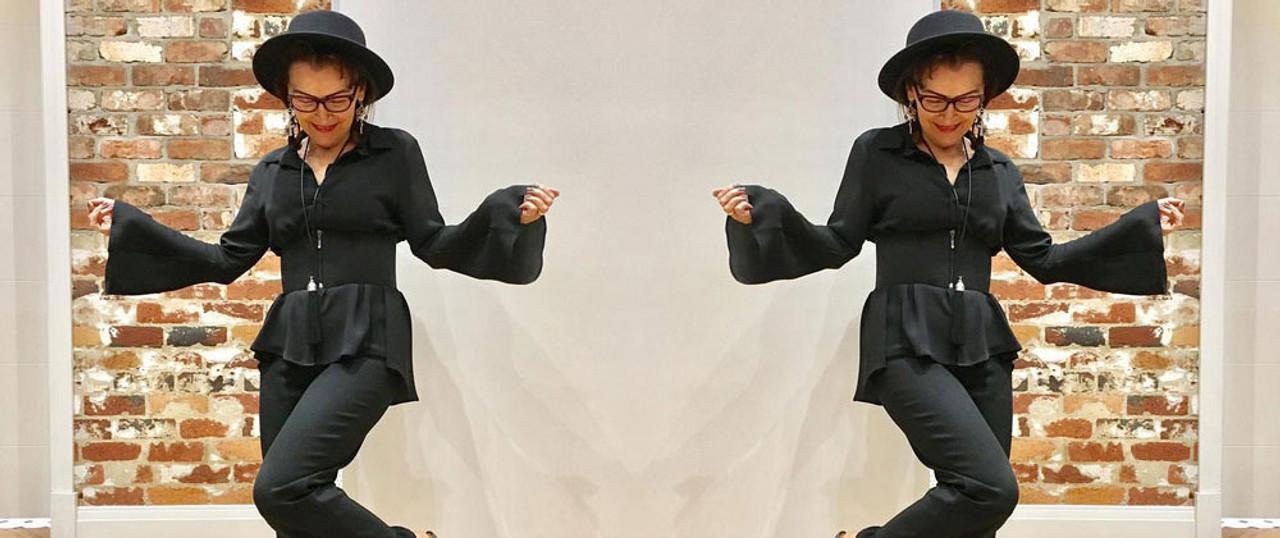 Fashion Talk with Designer Faye Browne