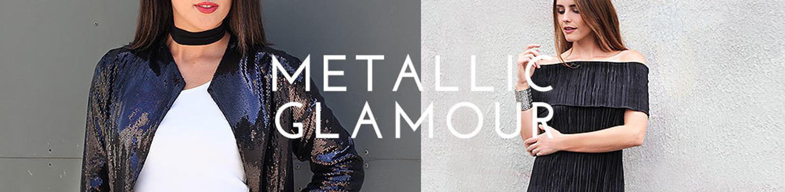 Metallic Glamour