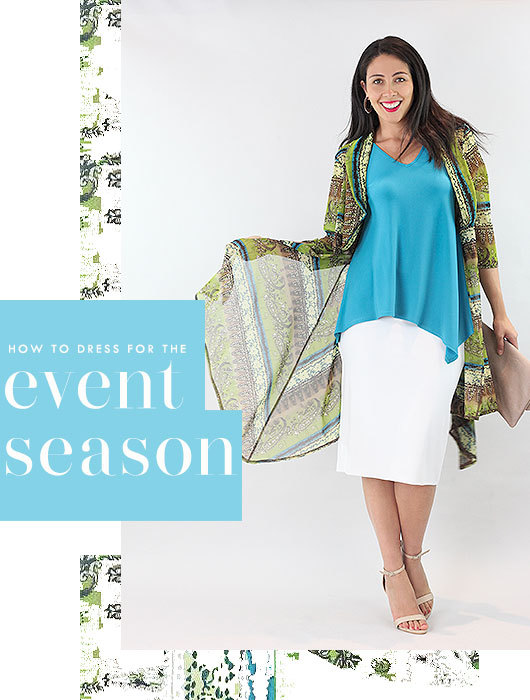Event Season | Styling Guide