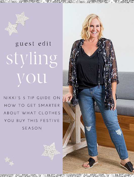 STYLING YOU | 5 Tips to Smarter Dressing