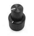 Dual-Concentric Knob For 9mm Pot