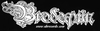 Brodequin - Logo Sticker