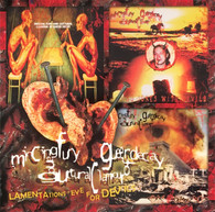 Mincing Fury and Guttural Clamour of Queer Decay - Lamentations