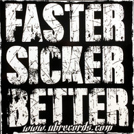 UBR - Faster, Sicker, Better Sticker
