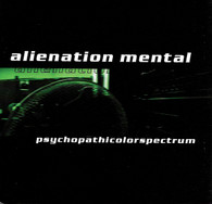 Alienation Mental - Psychopathicolorspectrum