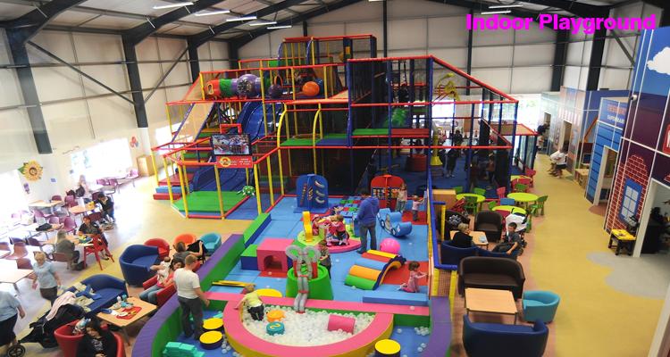 Ihram Kids For Sale Dubai: Indoor Playground Equipment