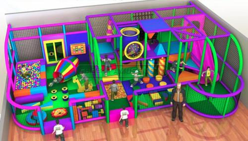 Ihram Kids For Sale Dubai: Toddler Play Indoor Playground Equipment Soft Play