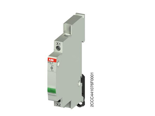 ABB GREEN LED INDICATOR .5MA 110-220VDC E219-D220