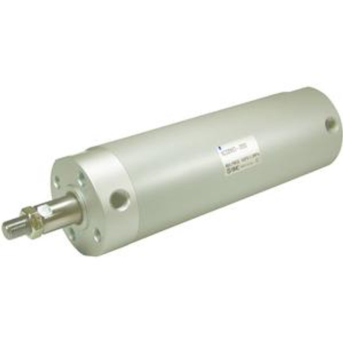 SMC NCDGBA32-0400 High Speed Precision Cylinder, Double Acting, Single Rod