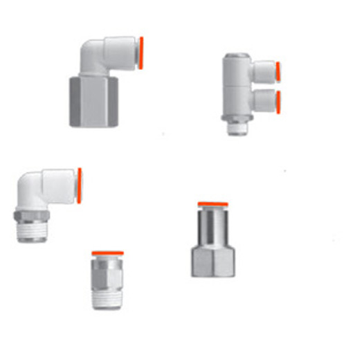 SMC KQ2L03-34AS Fittings Pack of 10