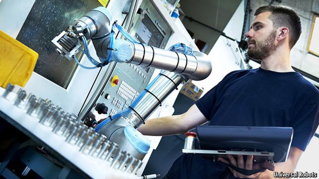 Collaborative Robots Creating Jobs and Increasing Job Satisfaction