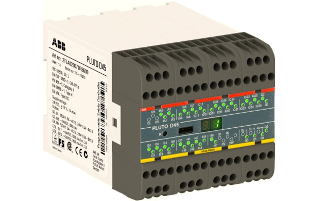 New ABB Jokab Programmable Safety Controller Features Hot-swap Capabilities