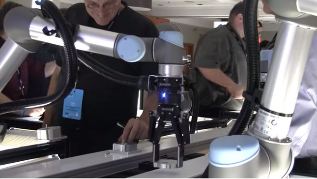 Lean Robotics