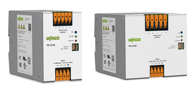 ​WAGO Extends EPSITRON® Power Supply Offering