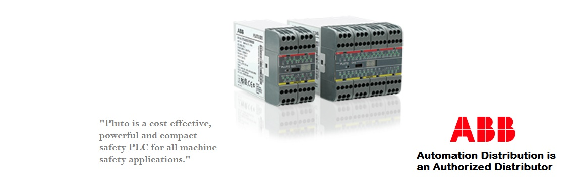 Automation Distribution is an Authorized Distributor of ABB