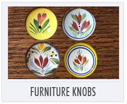 Quimper Furniture Knobs