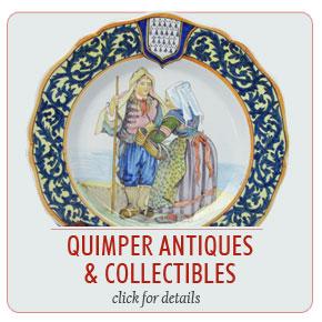 Henriot Quimper Antiques