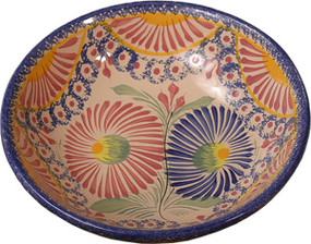 Serving Bowl - Corbeille Rose