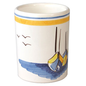 Pencil/ Bathroom Cup - Escale