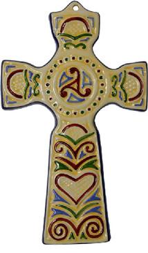 Breton Cross - Yellow