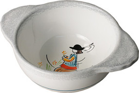 Fred Quellac - Man - Personalized Lug Bowl